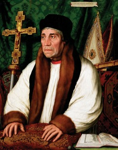 William Warham, Archbishop of Canterbury from 1503 till his death in 1532
