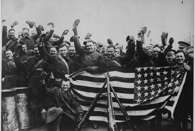 America WW1