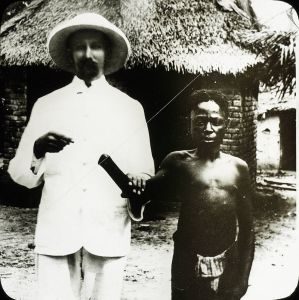 child victim Belgium Congo 1890