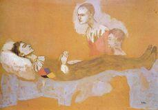 Death of Harlequin, 1906