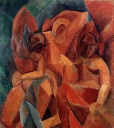 Trois femmes (Three Women), 1908