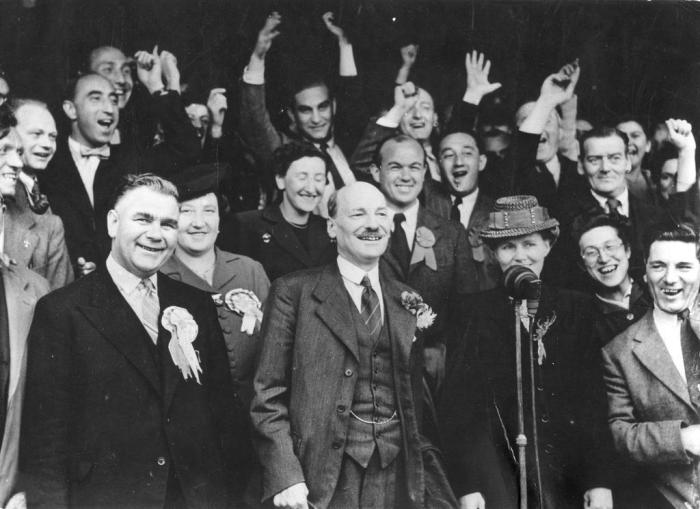 attlee july 28 1945